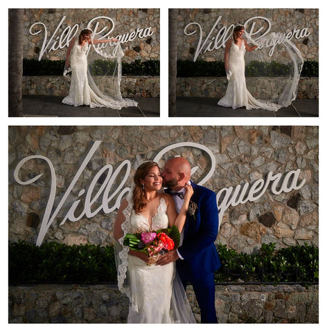 Underwater wedding with Outex photographer Edwin Solano
