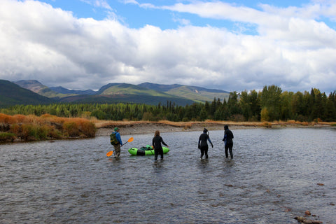 Non-profit uses Outex underwater housings to study bull-trout conservation in Montana