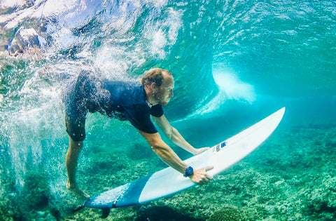 Sports photographer and Outex underwater housing ambassador Kirill Umrikhin surf photography 2