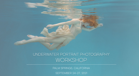 Professional Underwater Photographer Mallory Morrison using Outex waterproof system 2