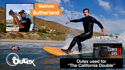 The California Double shortfilm by Mathew Sutherland using Outex