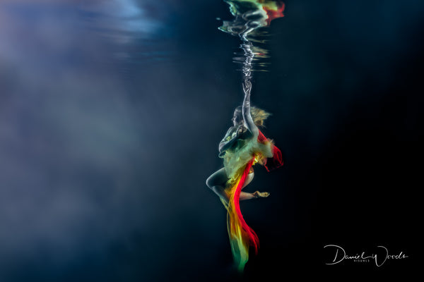 Outex underwater photography class at wppi 2020 with Daniel Woods 2