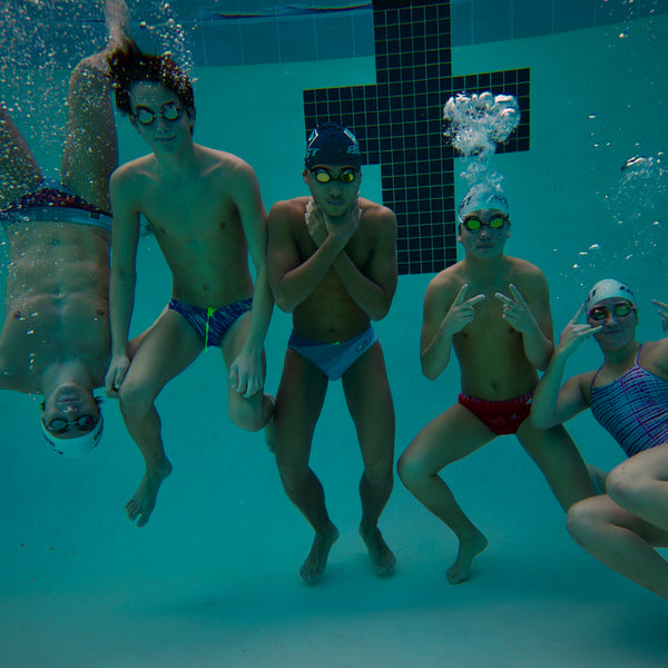 Kids Swimming Team