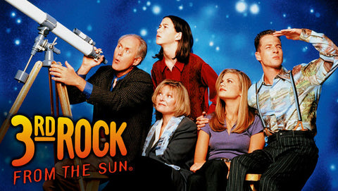 3RD ROCK FROM THE SUN (NBC 1996-2001)