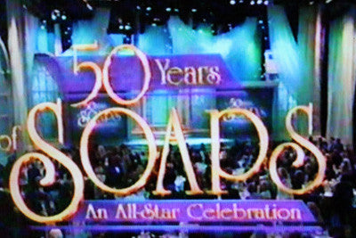 "50 YEARS OF SOAPS: AN ALL-STAR CELEBRATION"" (CBS 10/27/94) - Rewatch Classic TV - 1"
