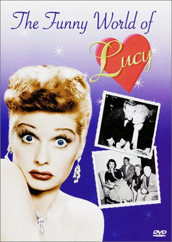 THE FUNNY WORLD OF LUCY   VOLS 1 & 2 - Rewatch Classic TV - 1