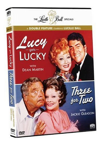 THE LUCILLE BALL SPECIALS: LUCY GETS LUCKY/THREE FOR TWO (CBS) - Rewatch Classic TV