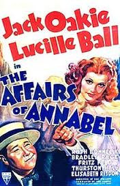 AFFAIRS OF ANNABEL, THE (1938) - Rewatch Classic TV - 1