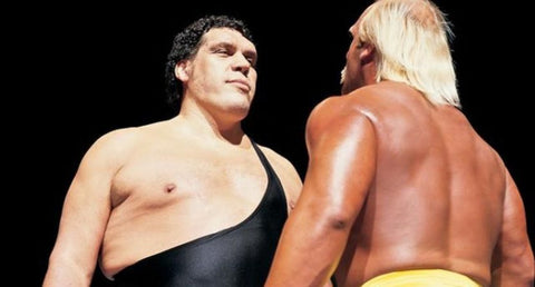 ANDRÉ THE GIANT WRESTLING CAREER DVD SET