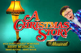 A CHRISTMAS STORY - THE MUSICAL ~ BROADWAY 12/2012 - Rewatch Classic TV - 1