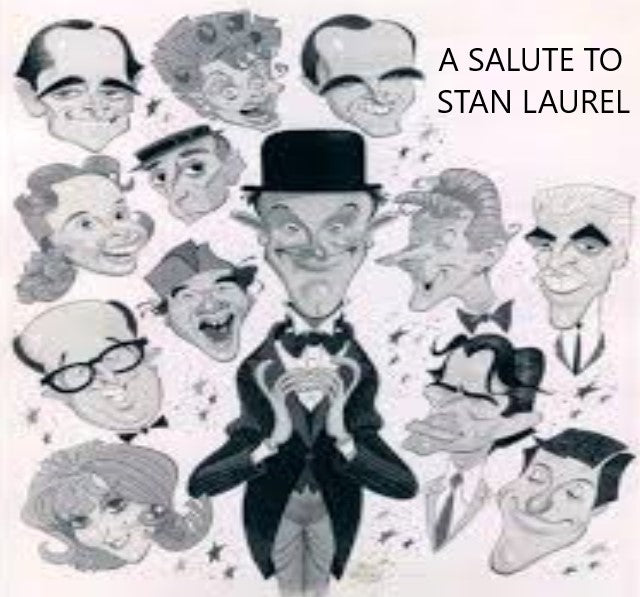 A SALUTE TO STAN LAUREL (CBS 11/23/1965)