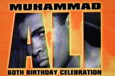 MUHAMMAD ALI 60TH BIRTHDAY CELEBRATION (CBS 1/16/02) - Rewatch Classic TV - 1