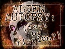 ALIEN AUTOPSY: (FACT OR FICTION?) (FOX 8/28/95) - Rewatch Classic TV - 1