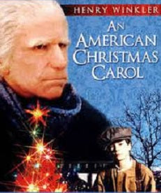 "Henry Winkler (""The Fonz"" of TV's ""Happy Days"") portrays a modern Scrooge, Benedict Slade, who receives three ghostly visitors who take him on an enlightening journey through time—to Christmases past, present and future.  This movie is available from RewatchClassicTV.com"