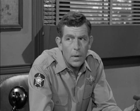 THE ANDY GRIFFITH SHOW - THE COMPLETE SERIES (CBS 1960-68)