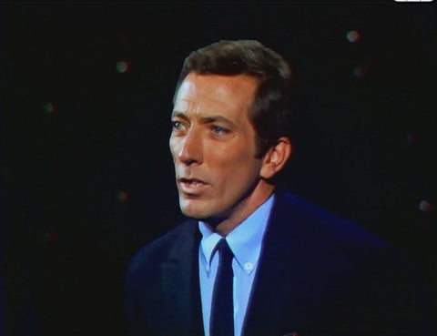 THE ANDY WILLIAMS 1966 CHRISTMAS SHOW (NBC 12/16/66) + BONUS: