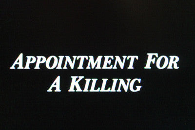 APPOINTMENT FOR A KILLING (NBC-TVM 11/22/93) - Rewatch Classic TV - 1
