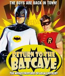 RETURN TO THE BAT CAVE: THE MISADVENTURES OF ADAM AND BURT (CBS 2003) - Rewatch Classic TV