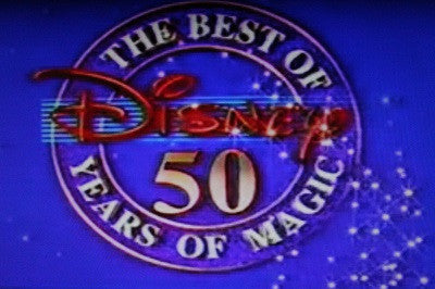 BEST OF DISNEY: 50 YEARS OF MAGIC (ABC 5/20/91) - Rewatch Classic TV