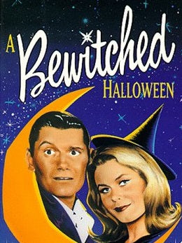 A BEWITCHED HALLOWEEN (ABC 1964-1969)