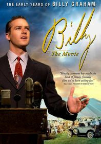 BILLY: THE EARLY YEARS OF BILLY GRAHAM (2008)