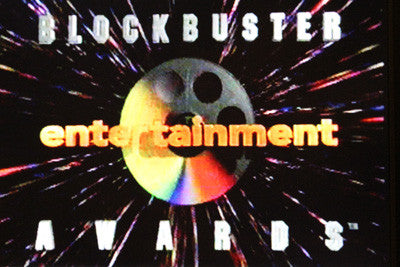 4TH ANNUAL BLOCKBUSTER ENTERTAINMENT AWARDS (UPN 3/10/98) - Rewatch Classic TV - 1