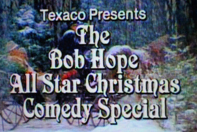 The Bob Hope Christmas Special from 1977 with special guests Mark Hamill, Olivia Newton John Perry Como and The Muppets. DVD copies available from RewatchClassicTV.com