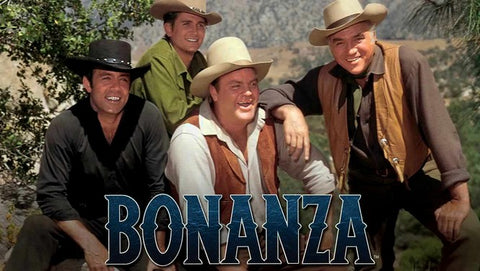 BONANZA - THE COMPLETE 14 SEASONS