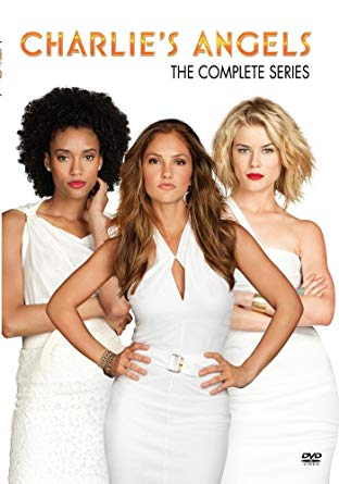 CHARLIE'S ANGELS - REBOOT SERIES (ABC 2011)