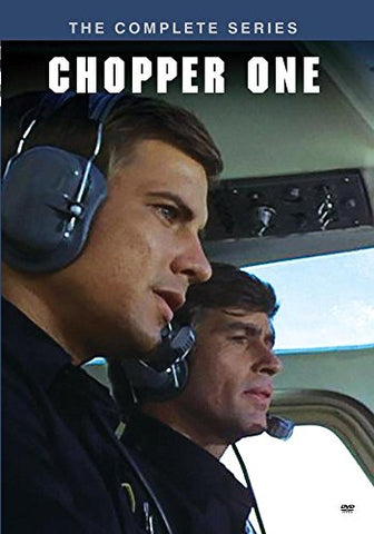 CHOPPER ONE - THE COMPLETE SERIES (ABC 1974)