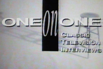 ONE ON ONE: CLASSIC TELEVISION INTERVIEWS (CBS 11/29/93) - Rewatch Classic TV - 1