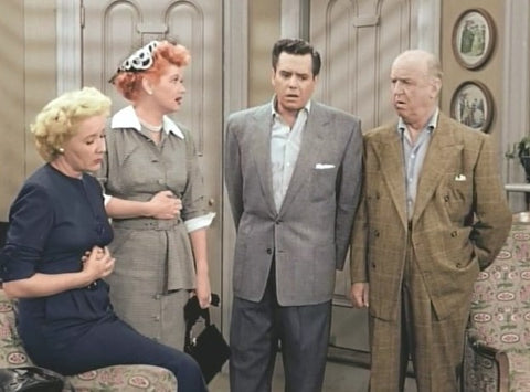 I LOVE LUCY IN COLOR – 16 COLORIZED EPISODES