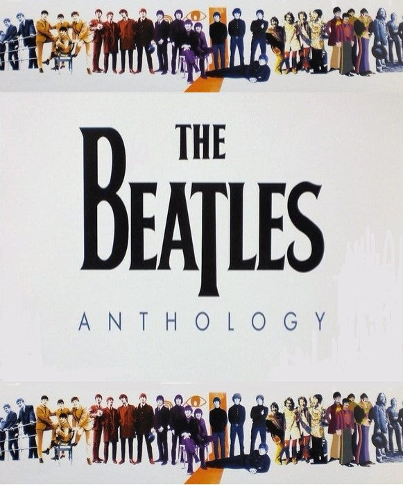 THE BEATLES ANTHOLOGY (ABC 1995) ENHANCED VERSION!