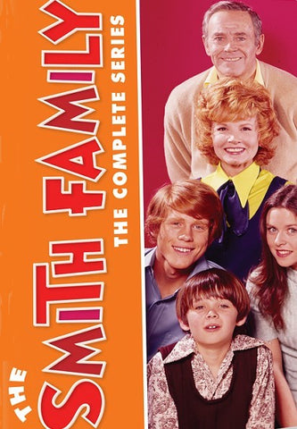 SMITH FAMILY, THE - THE COMPLETE SERIES (ABC, 1971/72)