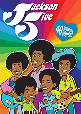JACKSON 5IVE – THE COMPLETE ANIMATED SERIES (ABC 1971-73)