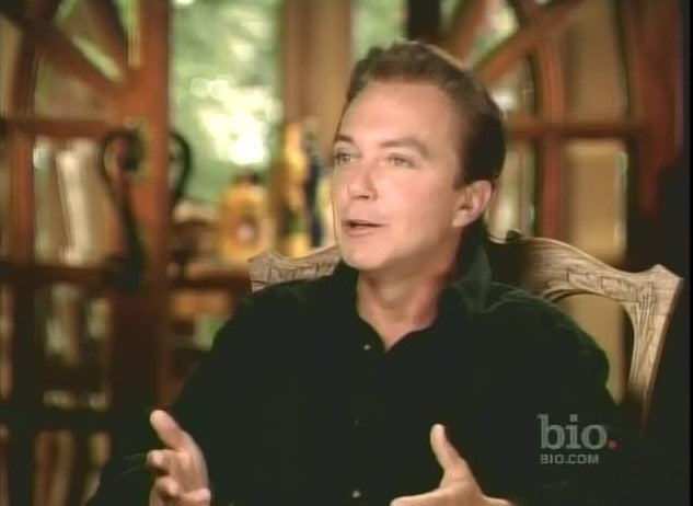 BIOGRAPHY: DAVID CASSIDY - THE RELUCTANT IDOL