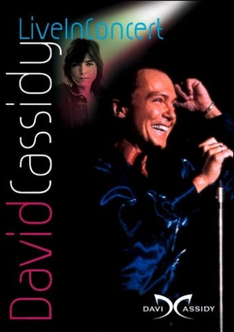 DAVID CASSIDY: LIVE IN GLASGOW SCOTLAND