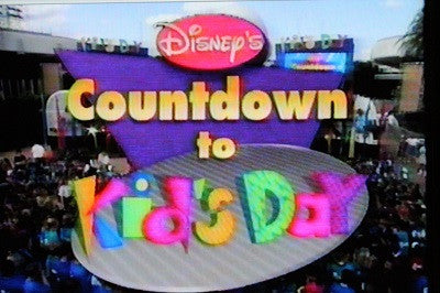 DISNEY'S COUNTDOWN TO KID'S DAY (NBC 11/21/93) - Rewatch Classic TV - 1