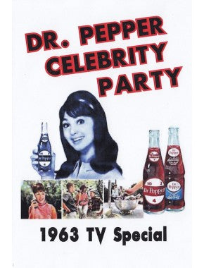 DR. PEPPER CELEBRITY PARTY (11/30/63)