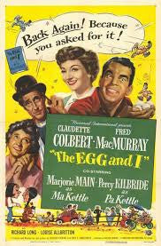 EGG AND I, THE (1947) - Rewatch Classic TV - 1