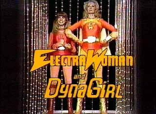 ELECTRA WOMAN AND DYNA GIRL: THE COMPLETE ORIGINAL SERIES (ABC 1976)