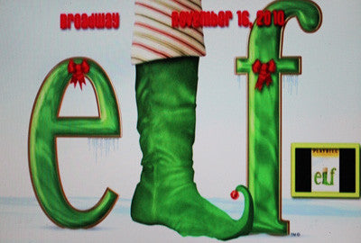 ELF: THE MUSICAL ~ BROADWAY 11/16/10 - Rewatch Classic TV - 1