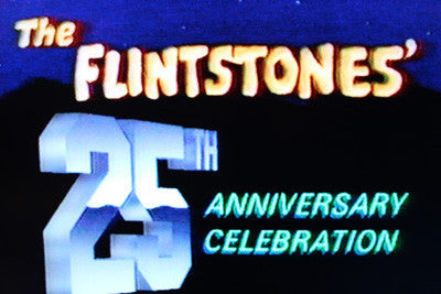 FLINTSTONES 25TH ANNIVERSARY CELEBRATION (CBS 5/20/86) - Rewatch Classic TV