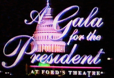 A GALA FOR THE PRESIDENT AT FORD'S THEATRE (ABC 11/24/93) - Rewatch Classic TV - 1