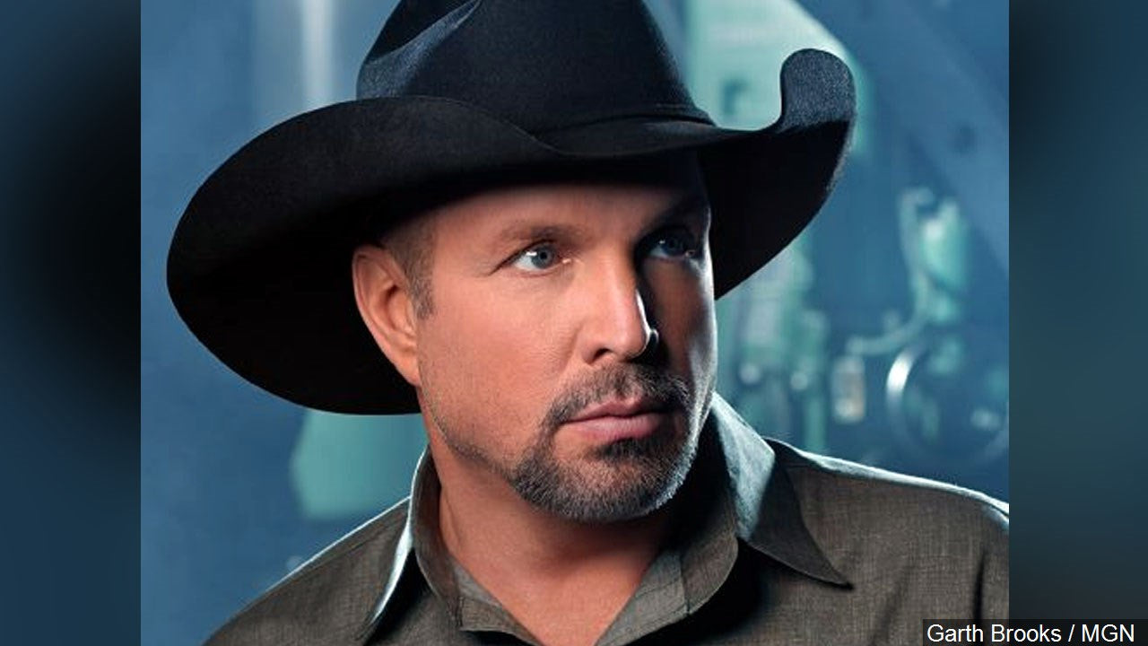 GARTH BROOKS VIDEO GREATEST HITS
