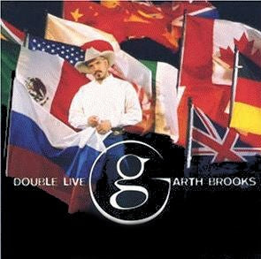 GARTH BROOKS DOUBLE LIVE (NBC 11/18/98 - WEST COAST VERSION)