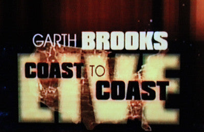 GARTH BROOKS COAST TO COAST LIVE 3: SOUTH PADRE ISLAND, TX (CBS 11/28/01) - Rewatch Classic TV - 1