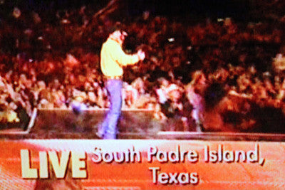 GARTH BROOKS COAST TO COAST LIVE 3: SOUTH PADRE ISLAND, TX (CBS 11/28/01) - Rewatch Classic TV - 2