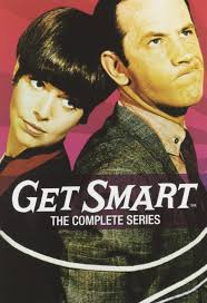 "The complets 5 seasons of the classic 60's sitcom ""Get Smart"" is available on DVD from www.RewatchClassicTV.com."