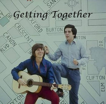 GETTING TOGETHER - BOBBY SHERMAN SITCOM - RARE!!! (ABC 1971-72)
